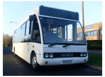 Optare Solo (Air Spec)