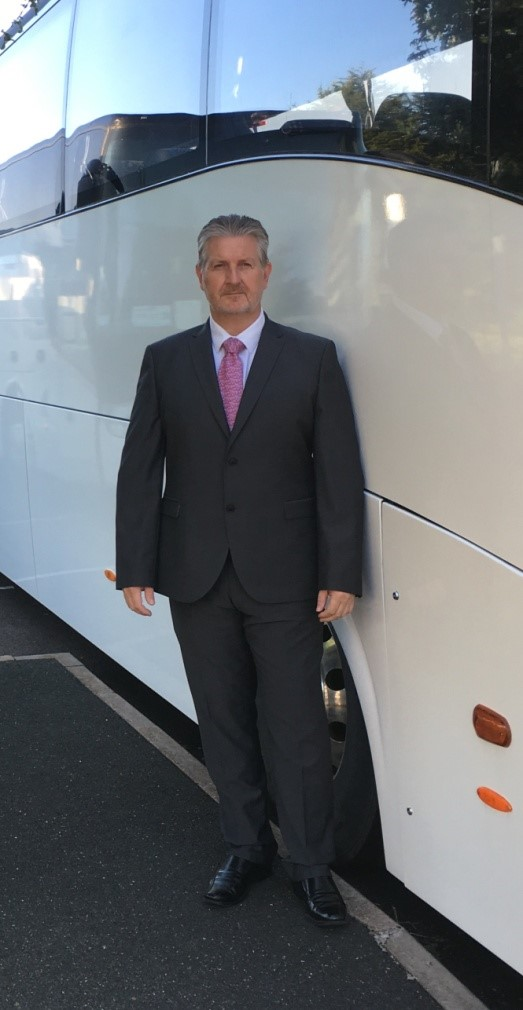 Paul Rusling Dawsongroup | bus and coach
